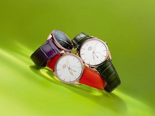 帕玛强尼推出全新Tonad 1950多彩皮表带腕表