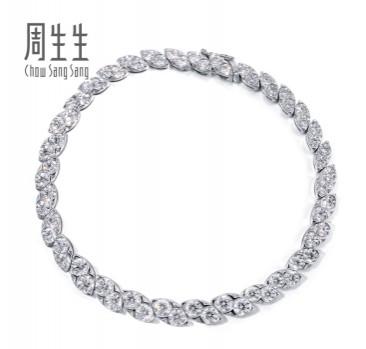钻石手链多少钱一克拉?为你推荐周生生经典钻石手链款式
