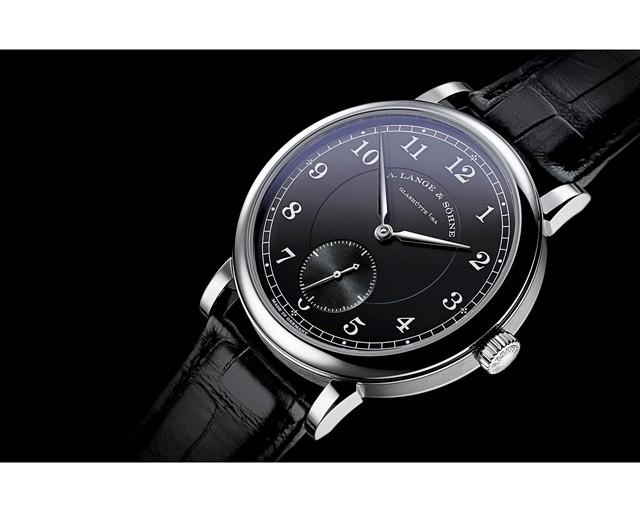 "1815""200th Anniversary F.A.Lange""铂金950腕表,限量200枚。"
