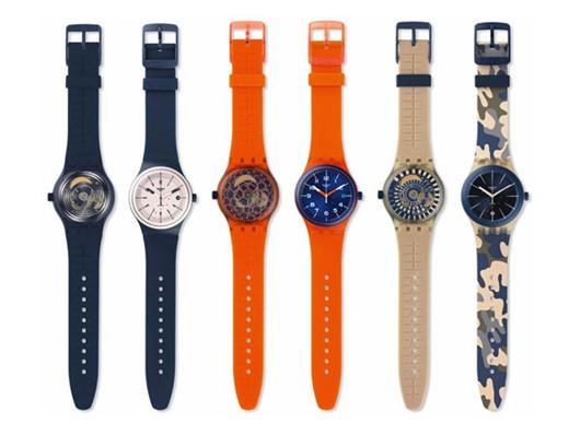 斯沃琪推出全新51系列三款大众机械腕表