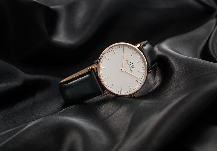 DW手表怎么样?简约时尚风格,诠释休闲生活态度