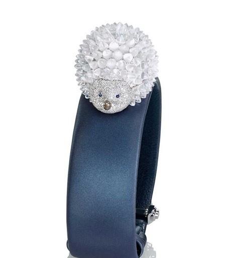 五枚最新珠宝腕表冒个泡腕表也...