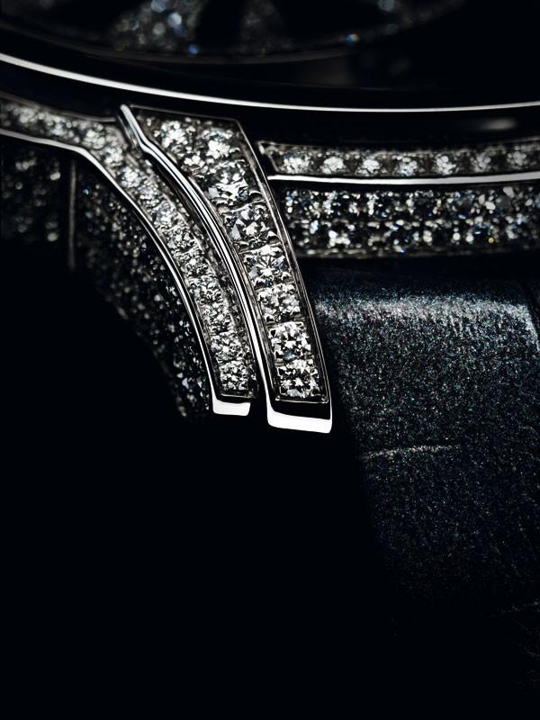 爱彼Millenary 千禧系列全新女装腕表