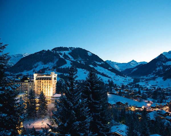 瑞士Gstaad Palace 格施塔德宫殿酒店