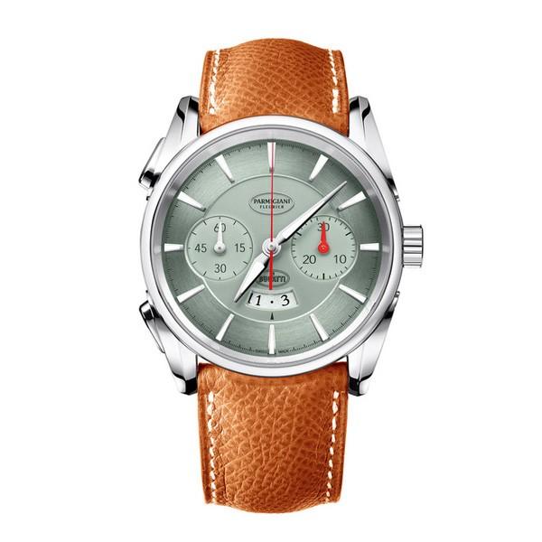 致敬经典 帕玛强尼Bugatti Aérolithe腕表