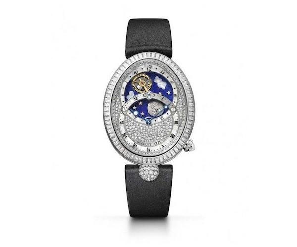 腕表中的高级定制 2014最奢女士机械表