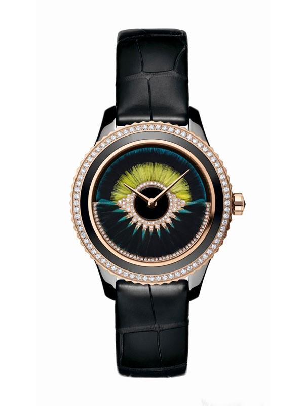 旋舞飞翔:Dior VIII Grand Bal腕表