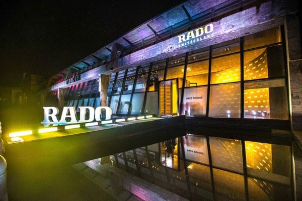 雷达表DiaMaster新款亮相,汤唯演绎未来之美