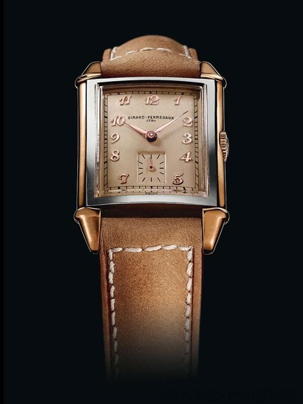 GP芝柏表Vintage 1945 腕表70周年特别款