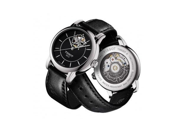 天梭表推出Lady Heart 80小时自动腕表