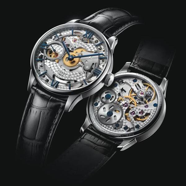 天梭推出杜鲁尔街镂空系列腕表 精密工艺传递时间沉淀的美感