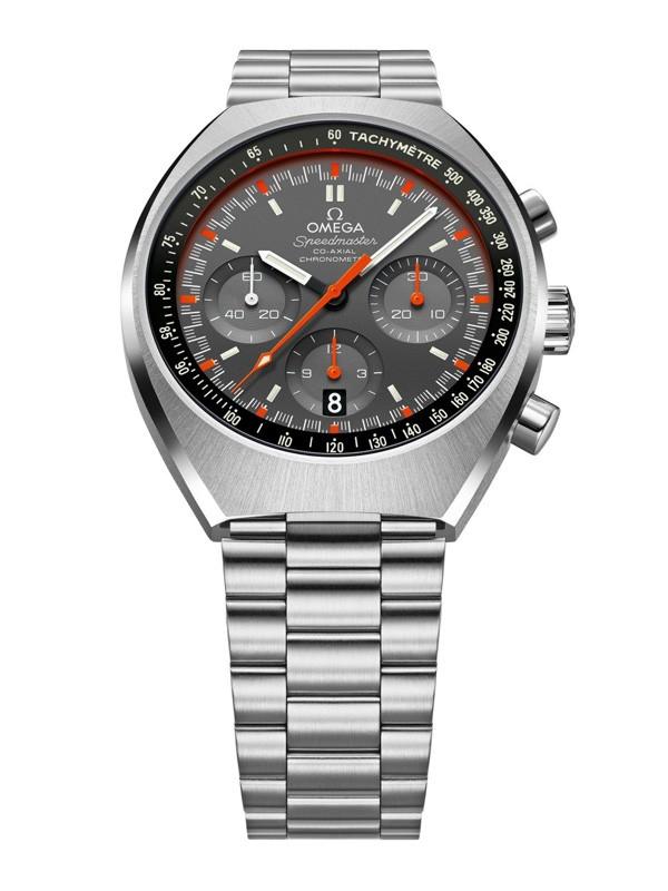 Omega 推出超霸系列Mark II复刻版腕表