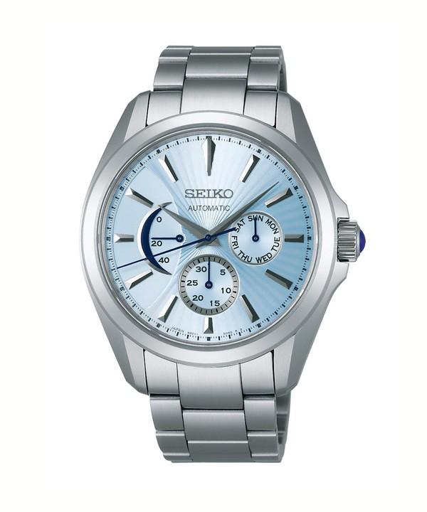 Seiko 精工表推出Eristoff 限定联名款腕表