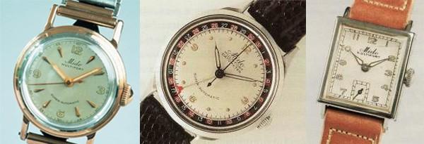 MIDO 瑞士美度表舵手系列80周年