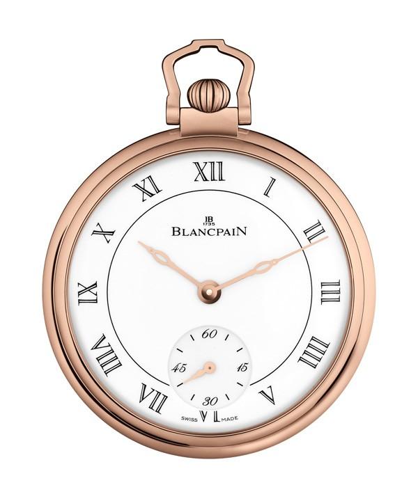 Blancpain 宝珀2013年圣诞表款甄选