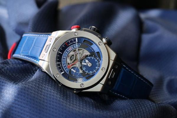 Hublot 宇舶表发布巴黎圣日耳曼官方腕表