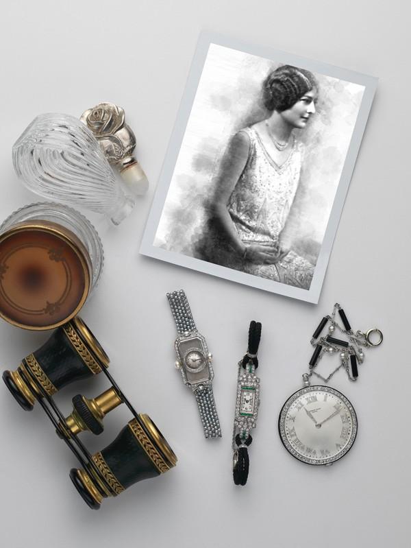 Audemars Piguet 爱彼女装腕表的百年时光