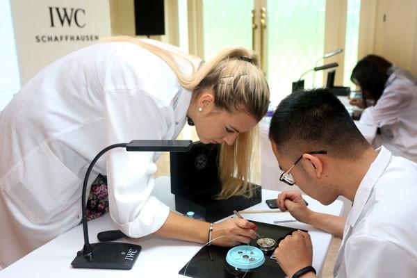 IWC万国表葡萄牙系列75周年杰作新品亮相北京