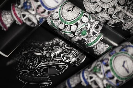 宝格丽Diva系列珠宝腕表迎来4款全新力作