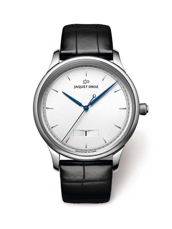 Jaquet Droz 推出日期显示大时分针腕表
