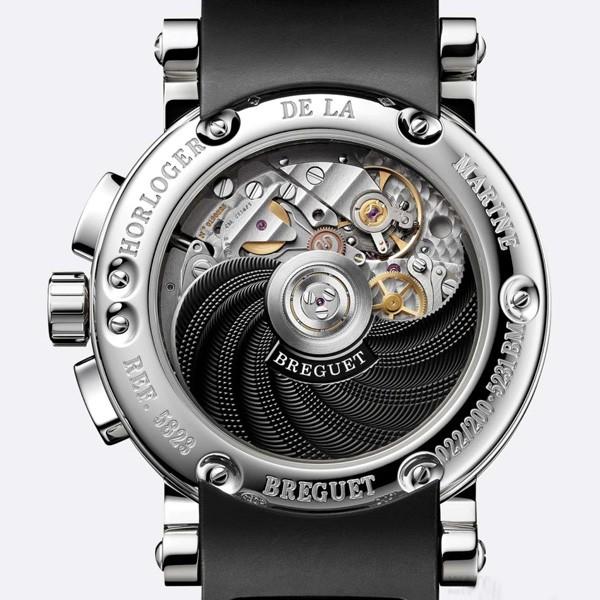Breguet 推出Marine 5823限量计时秒表