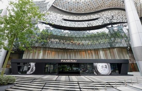 意大利腕表商沛纳海为「History and Legend」展览揭幕