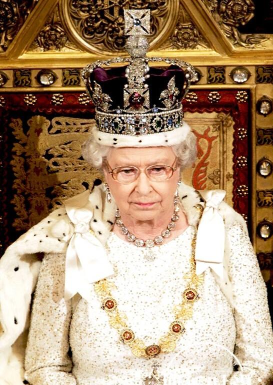 奢华绝伦的皇室珠宝 绝美无价的珍藏