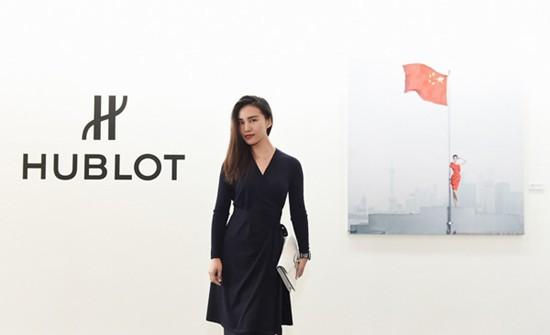 宇舶表携手上海艺术影像展翻开崭新篇章