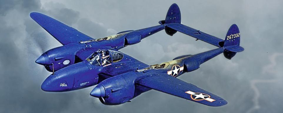 为纪念致敬二战经典(鲁美诺斯)Luminox推出P-38闪电系列