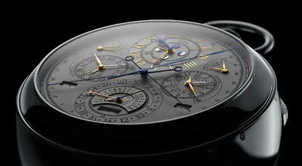 江诗丹顿Ref.57260:史上最精巧复杂的时计