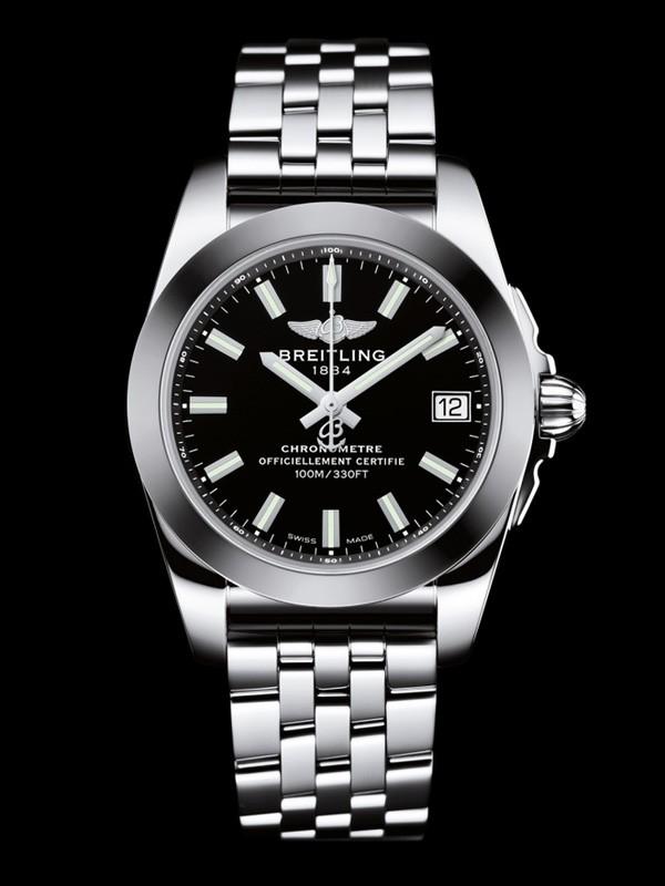 百年灵推出全新银河36丽致版腕表
