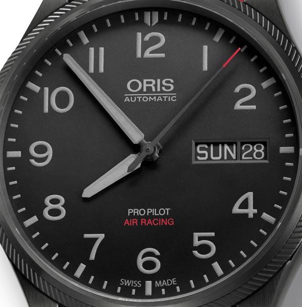 ORIS 推出第5代飞行大赛限量版腕表