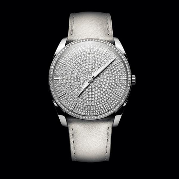 帕玛强尼推出Tonda 1950 Clarity 全钻腕表