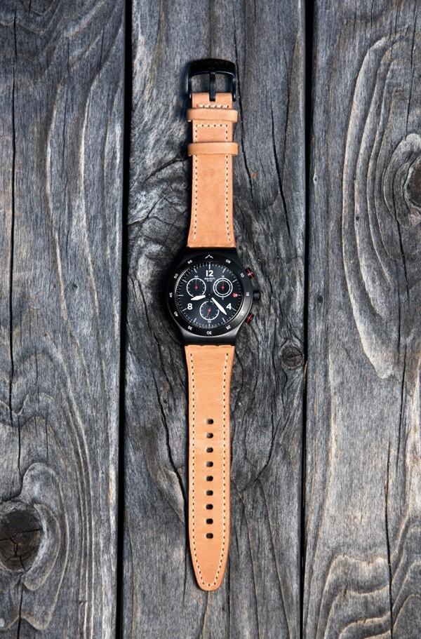 斯沃琪携手Jeremy Jones推出全新运动特别款腕表