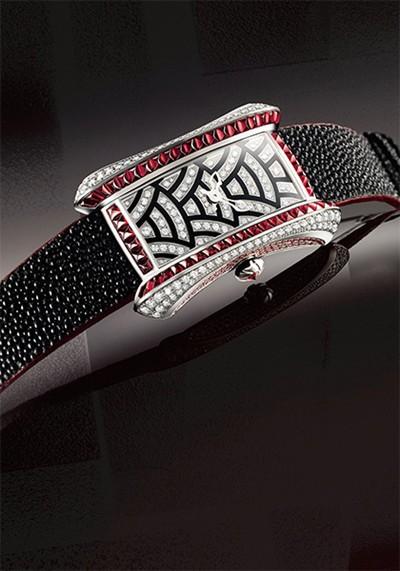 宝齐莱名表品牌推出全新雅丽嘉系列哥特腕表