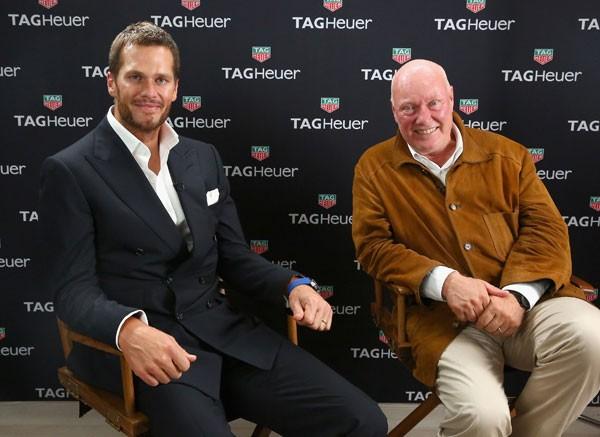 泰格豪雅宣布汤姆·布拉迪成为新任品牌大使