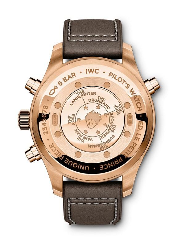 IWC万国表拍卖独一无二飞行员腕表