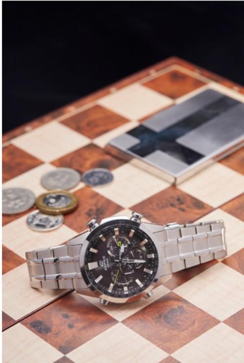 卡西欧EDIFICE艾迪斐斯EQW-T630系列腕表
