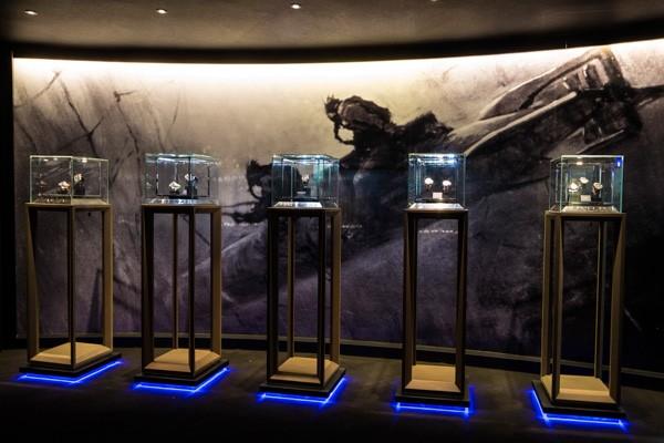 沛纳海「历史与传奇」展览于台北101盛大揭幕