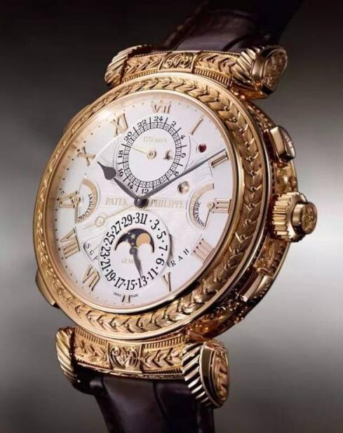 品鉴丨那些超级复杂的腕表