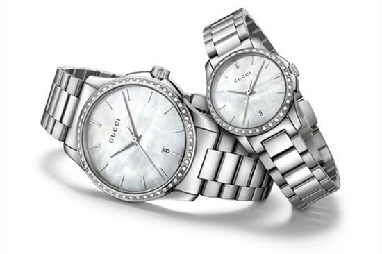 古奇推出两款全新G-Timeless旗舰系列腕表