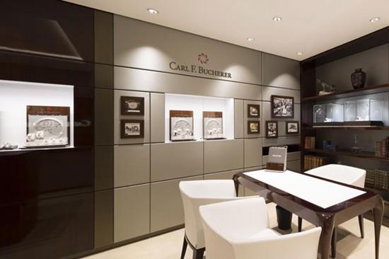 宝齐莱名表品牌为因特拉肯开设首家品牌专卖店