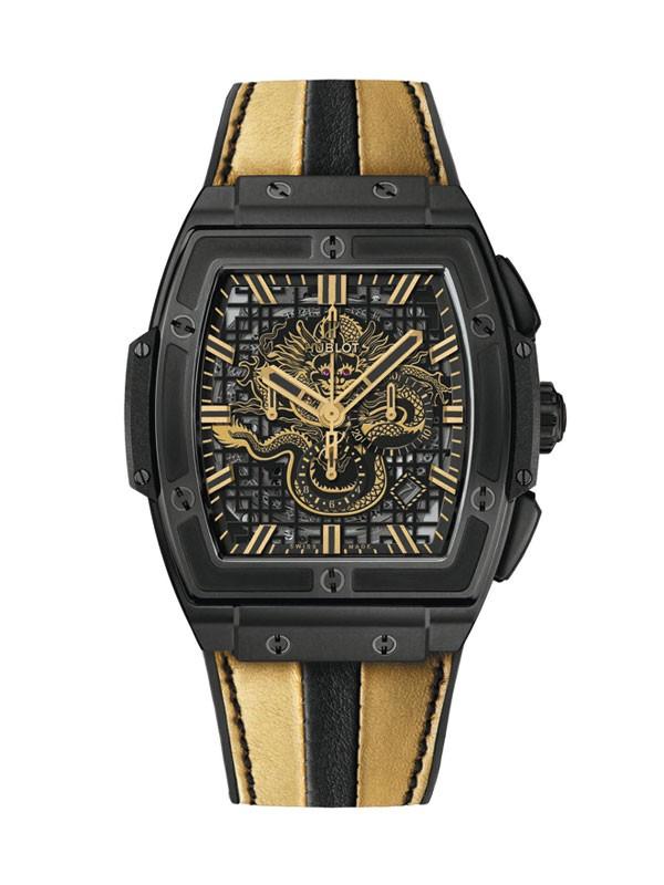 宇舶表推出李小龙75诞辰周年纪念腕表