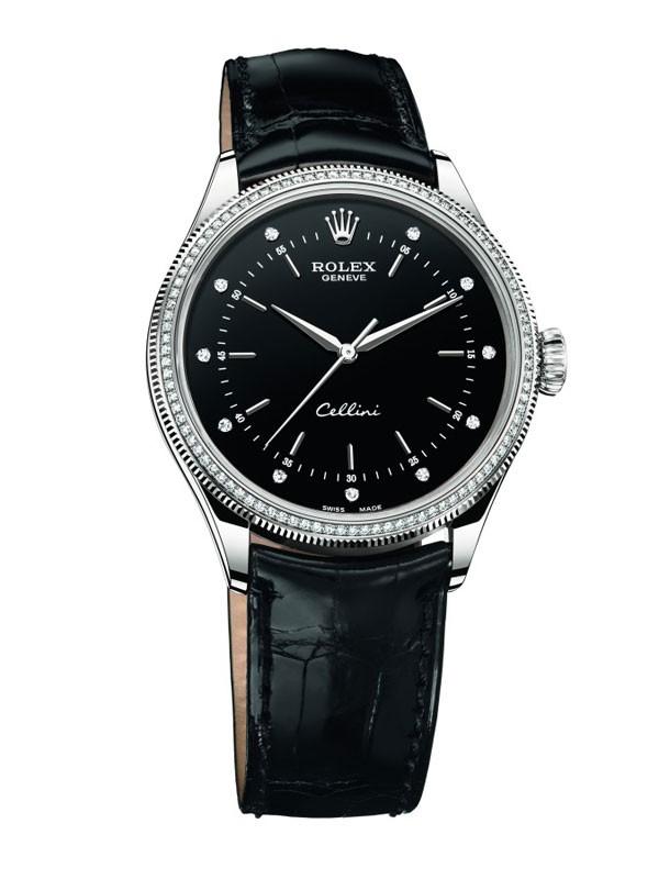 劳力士推出四款Cellini Time全新腕表