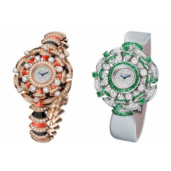 高级珠宝腕表:媲美珠宝的高级时计