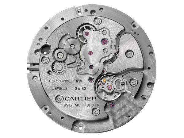 卡地亚推出全新Panthères et Colibr 腕表