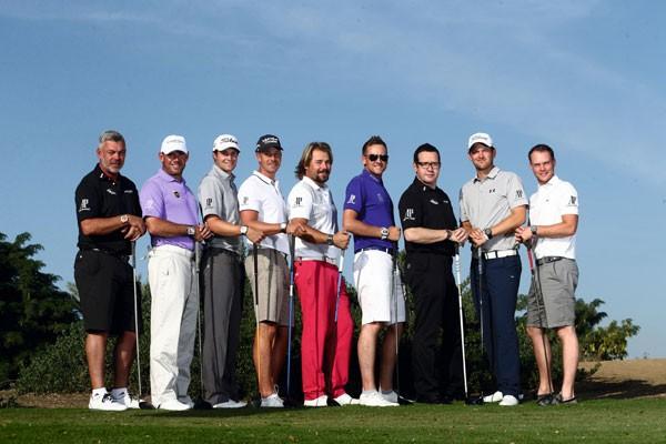 爱彼表携手八位高尔夫品牌大使齐聚迪拜邀请赛