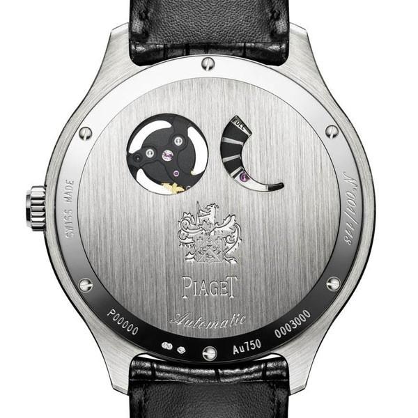 伯爵全新Emperador Coussin XL 700P概念腕表
