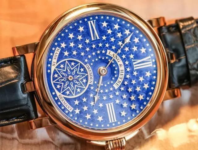 朗·赫纳-Lang&Heyne腕表:一颗螺丝就值100欧