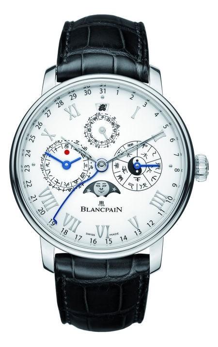 Blancpain宝珀历年生肖腕表回顾